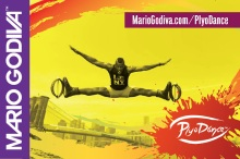 Kangoo Jumps Plyo Dance 4 x 7 Branded Flyer 30